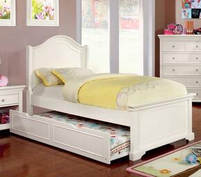 Furniture of America CM7943WHFBEDTRUND