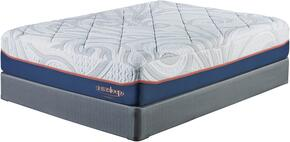 14 Inch MyGel Collection M75931-M81X32 Queen Mattress Set with Mattress and Foundation