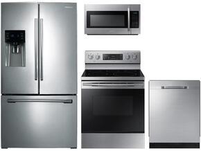Samsung Appliance SAM4PCFSFD30GFISSKIT5
