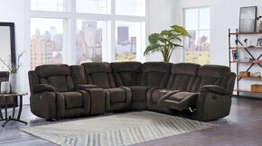 Global Furniture USA U9867SECTIONAL