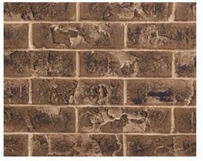 BRICK36MERTB Brick Interior Panels - Traditional - Tavern Brown