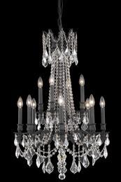 Elegant Lighting 9212D24DBGTSS