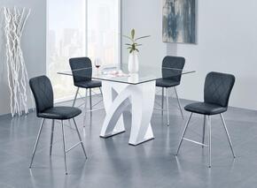 Global Furniture USA D9913BT4D1066BSBL