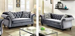Furniture of America CM6159GYSL