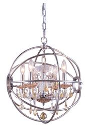 Elegant Lighting 1130D17PNGTRC