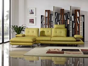 Diamond Sofa EVALF2PCSECTDY