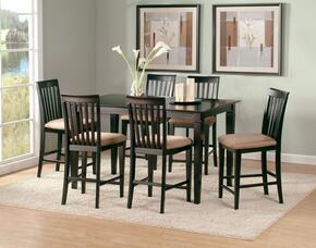 Atlantic Furniture DECO3660STPTCL