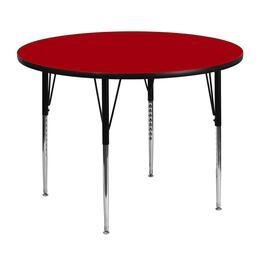 Flash Furniture XUA48RNDREDTAGG