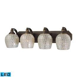 ELK Lighting 5704BSLVLED