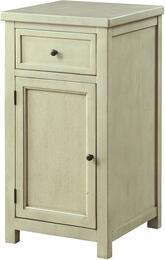 Furniture of America CMAC164WH