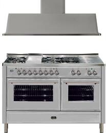 2-Piece Stainless Steel Kitchen Package with UMT150FSDMPI 60