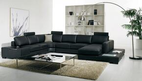VIG Furniture VGYIT35BLKECO