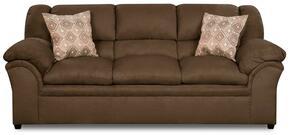 Simmons Upholstery 172003VENTURECHOCOLATE