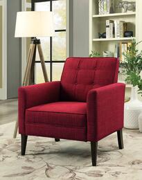 Furniture of America CMAC6545RD