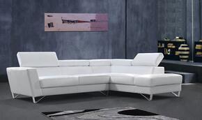 VIG Furniture VG2T0761WHT