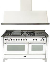 2-Piece True White Kitchen Package with UM150FSDMPBX 60