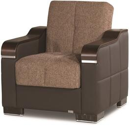 Casamode UPTOWNARMCHAIRBROWN05370