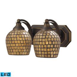 ELK Lighting 5702BGLDLED