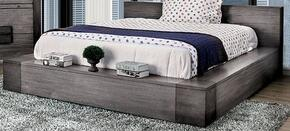 Furniture of America CM7628GYEKBED