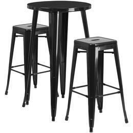 Flash Furniture CH51080BH230SQSTBKGG