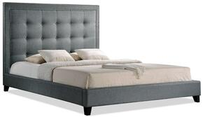Wholesale Interiors BBT6377GREYQUEEN