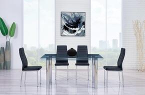Global Furniture USA D6080DT4D140DC