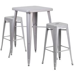 Flash Furniture CH31330B230SQSILGG