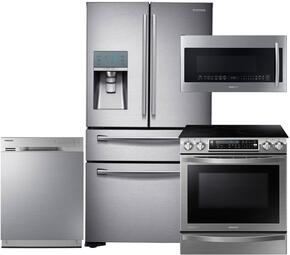 Samsung Appliance SAM4PC30ESSFSFDCDFCKIT1