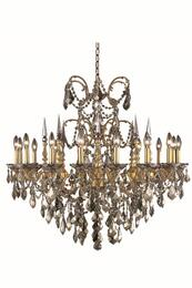 Elegant Lighting 9716D35FGGTSS
