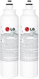 LT800P X2 Original OEM Water Filter with 200 Gallon Capacity 2 Pack