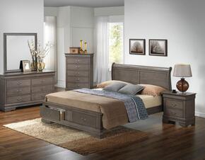 Glory Furniture G3105DKSB2BDMNC