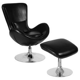 Flash Furniture CH162430COBKLEAGG