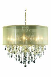 Elegant Lighting 2015D26G+SHSA