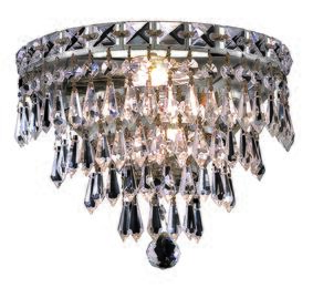 Elegant Lighting 2526W12CSS