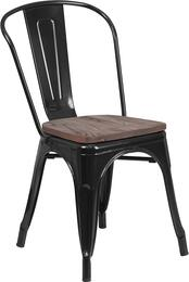 Flash Furniture CH31230BKWDGG