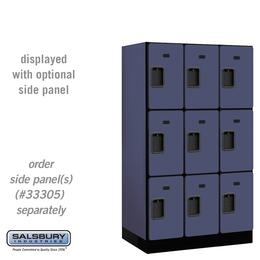 Salsbury Industries 33351BLU
