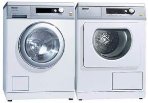 2 Piece Laundry Pair with PW6068WH 24