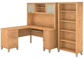 Bush Furniture WC81430K3165