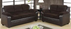 Global Furniture USA U880018KDCHOCSLCH