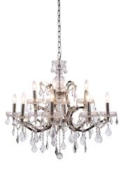 Elegant Lighting 1138D26PNRC