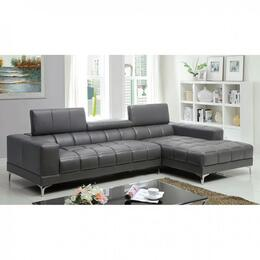 Furniture of America CM6669GYSET