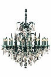 Elegant Lighting 9716D35DBGTRC