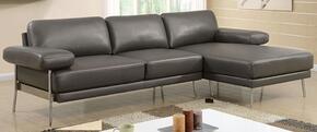 Furniture of America CM6422GYSECT
