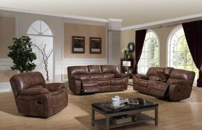 Snuggle Up Collection SU-AC1003-3PC 3 Piece Reclining Living Room Set