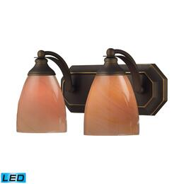 ELK Lighting 5702BSYLED