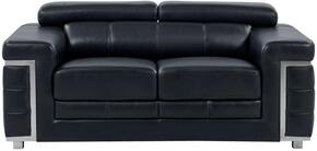 Global Furniture USA U7940DTP672BBLL