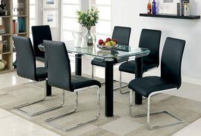 Furniture of America CM3361BKT6SC