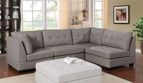 Furniture of America CM6957LGSECT