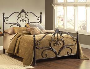 Hillsdale Furniture 1756BKR