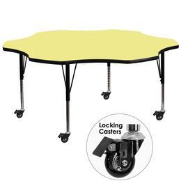 Flash Furniture XUA60FLRYELTPCASGG